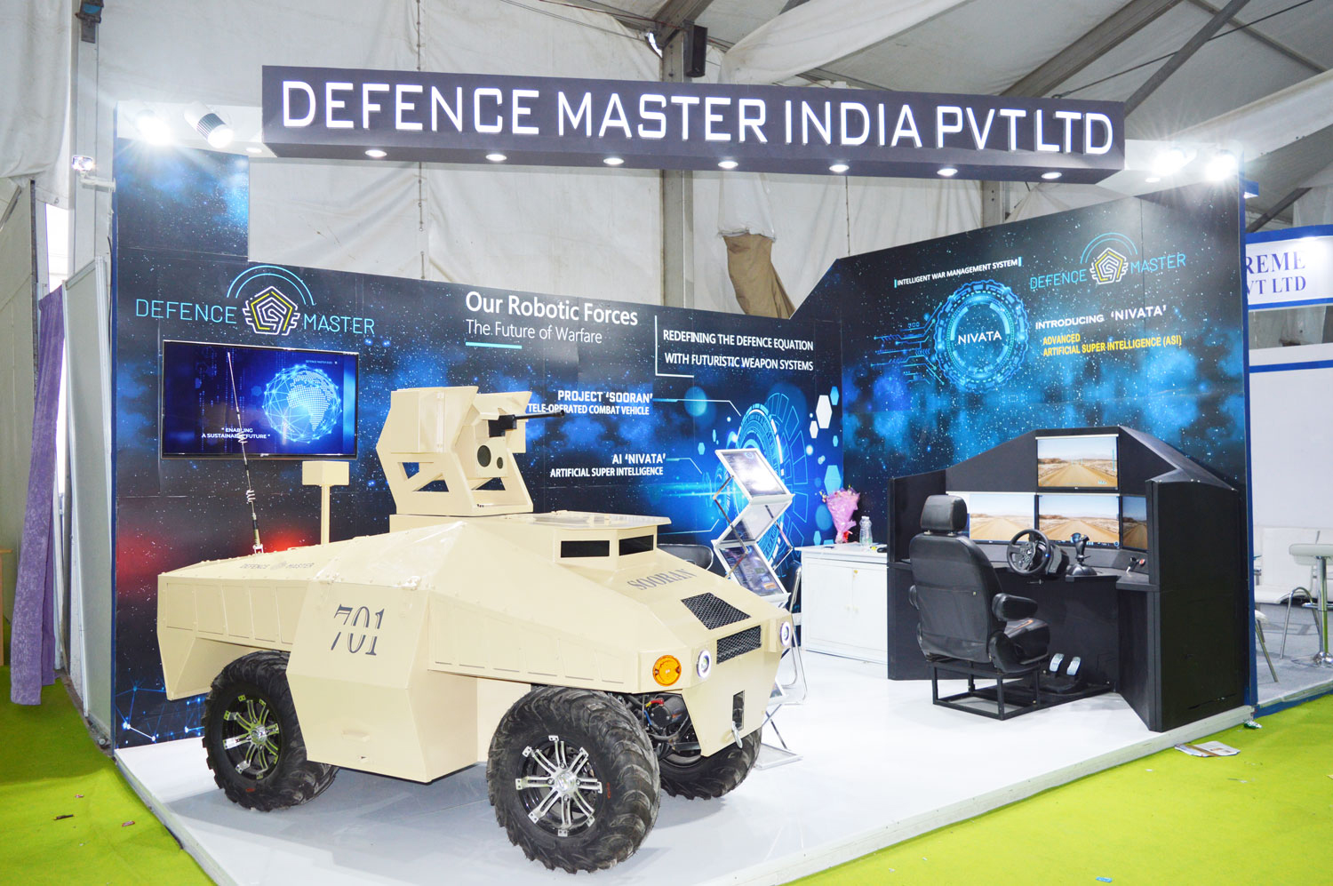 Defence Manufacturers in India